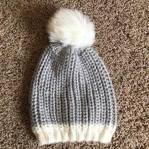 Puffball Winter Beanie